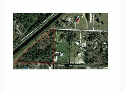 Land for Sale at 19866 Green Grove 19866 Green Grove Loxahatchee, Florida 33470 United States
