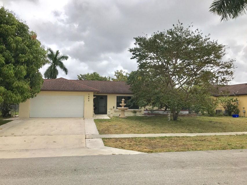 1462 Thornridge Lane  Royal Palm Beach, FL 33411