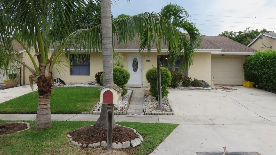 5910 Triphammer Road, Lake Worth, FL 33463