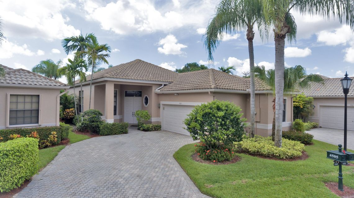 Single Family Home for Sale at 4505 Barclay Fair Way 4505 Barclay Fair Way Wellington, Florida 33449 United States