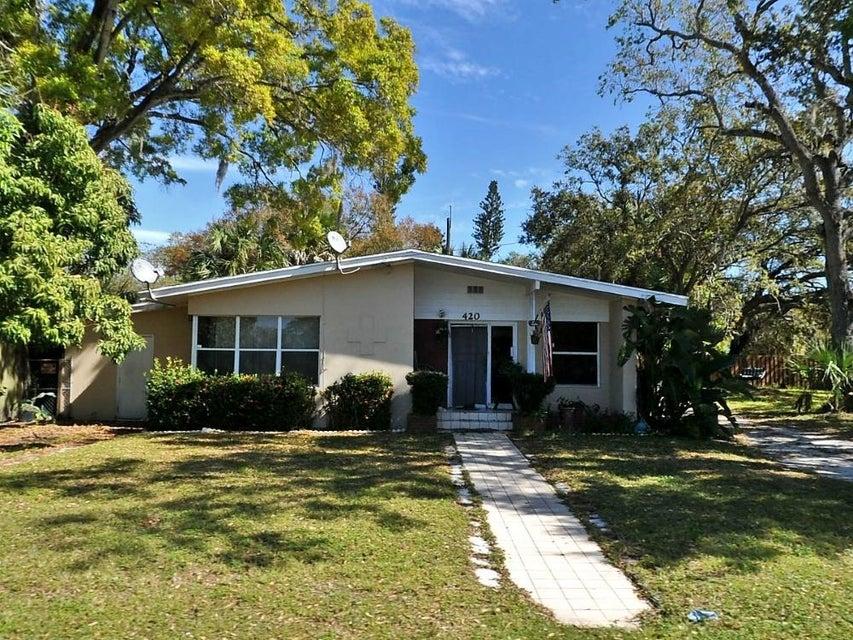 Escritórios para Venda às 420 N 7th Street 420 N 7th Street Fort Pierce, Florida 34950 Estados Unidos