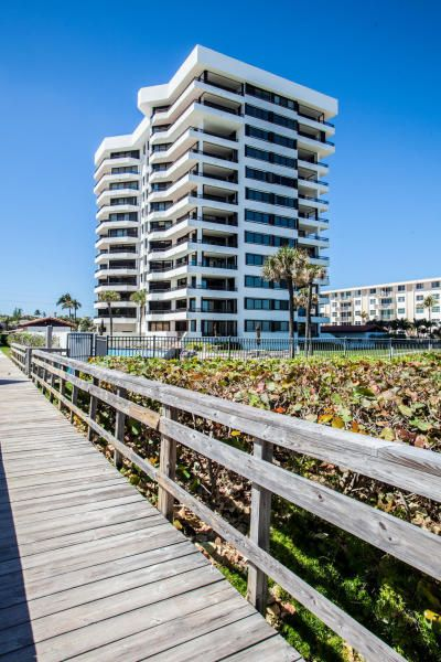 Co-op / Condominio por un Alquiler en 600 Ocean Drive Juno Beach, Florida 33408 Estados Unidos