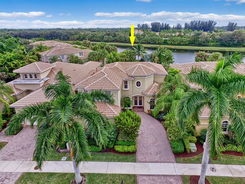 Palm Beach Gardens Golf Course Homes in Mirasol Country Club