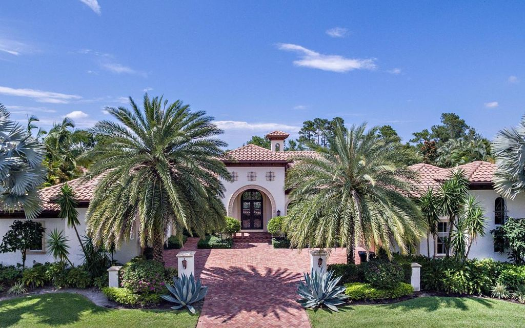 New Home for sale at 117 Via Palacio  in Palm Beach Gardens