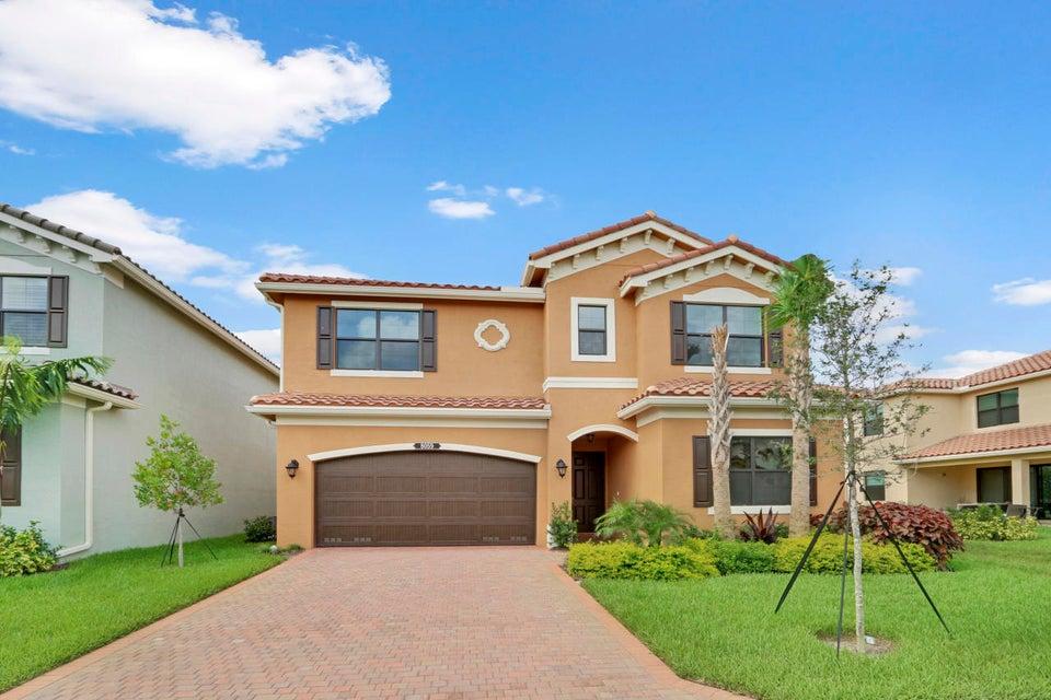 Casa Unifamiliar por un Venta en 8059 Cactus Quartz Circle Delray Beach, Florida 33446 Estados Unidos