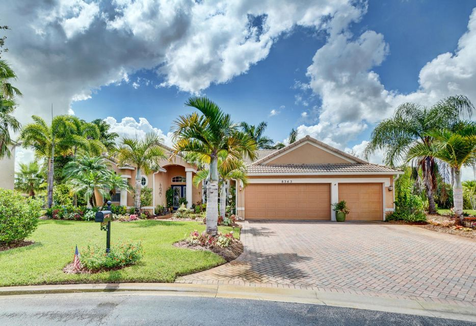 Single Family Home for Sale at 8345 SW Sundance Circle 8345 SW Sundance Circle Stuart, Florida 34997 United States