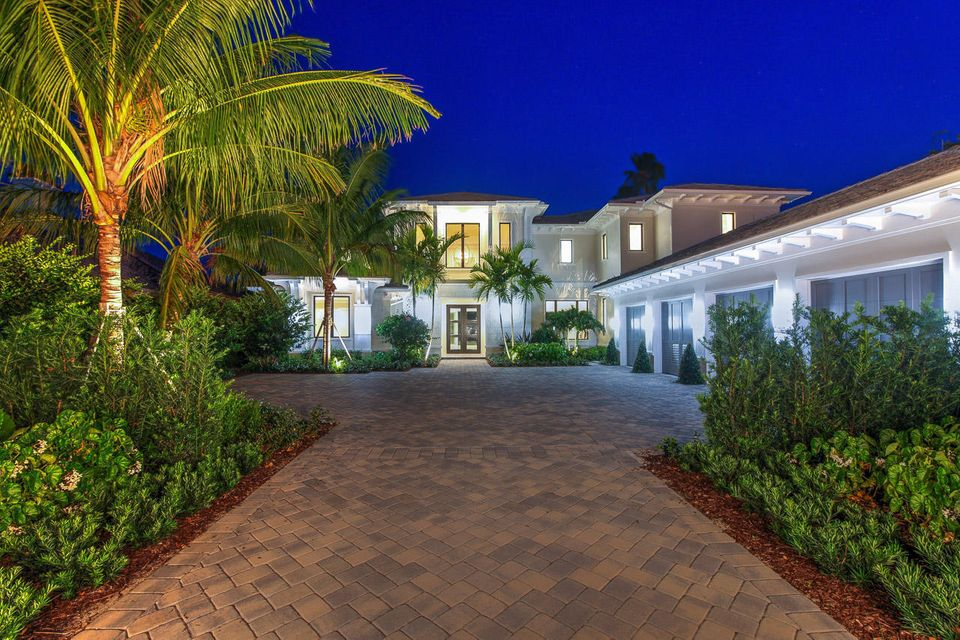 Single Family Home for Sale at 375 Eagle Drive 375 Eagle Drive Jupiter, Florida 33477 United States