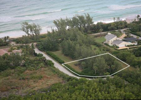 土地 为 销售 在 3 Harbor Way Hobe Sound, 佛罗里达州 33455 美国