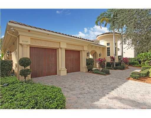 Rentals للـ Sale في 11105 Green Bayberry Drive 11105 Green Bayberry Drive Palm Beach Gardens, Florida 33418 United States