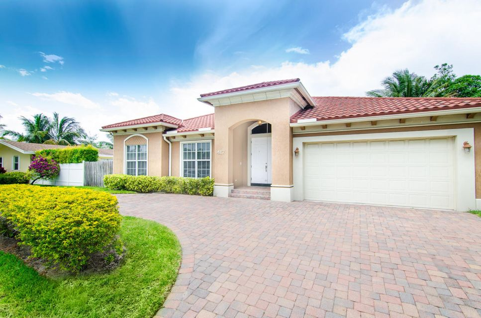 417 Flotilla Road, North Palm Beach, FL 33408