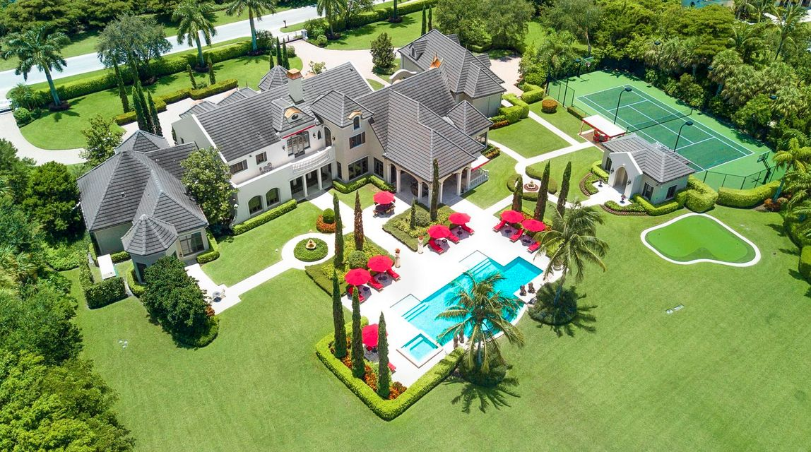واحد منزل الأسرة للـ Sale في 16021 Quiet Vista Circle 16021 Quiet Vista Circle Delray Beach, Florida 33446 United States