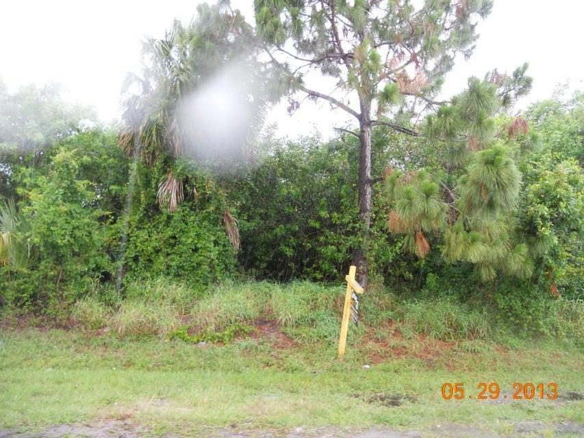 Land für Verkauf beim 1766 SW Mcallister Lane 1766 SW Mcallister Lane Port St. Lucie, Florida 34953 Vereinigte Staaten