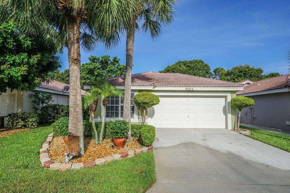 Casa para uma família para Venda às 8046 Stirrup Cay Court Boynton Beach, Florida 33436 Estados Unidos