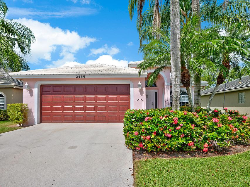 2489 Country Golf Drive, Wellington, FL 33414