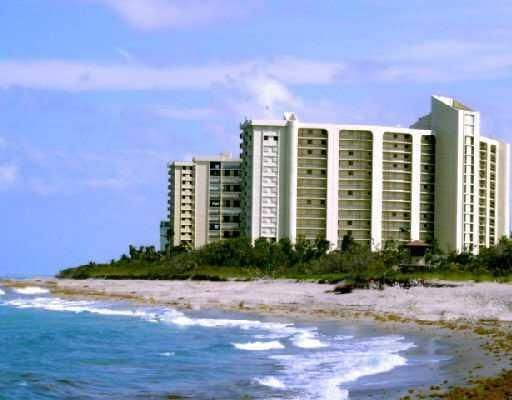 Co-op / Condominio por un Alquiler en 100 Ocean Trail Way 100 Ocean Trail Way Jupiter, Florida 33477 Estados Unidos