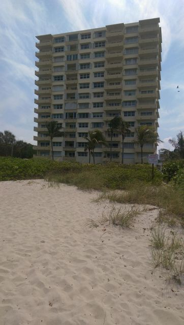 1610 N Ocean Blvd.  is listed as MLS Listing RX-10353021 with 36 pictures