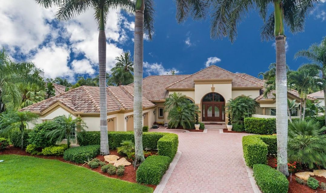1690 Cypress Row Drive  West Palm Beach, FL 33411
