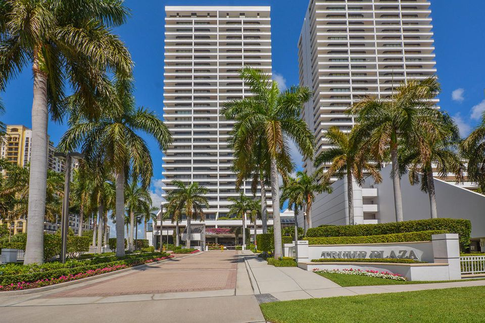 Co-op / Condo for Rent at 525 S Flagler Drive West Palm Beach, Florida 33401 United States