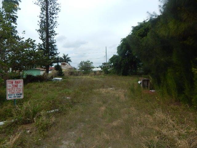 Terrain commercial pour l Vente à 1205 Miner Road 1205 Miner Road Lantana, Florida 33462 États-Unis
