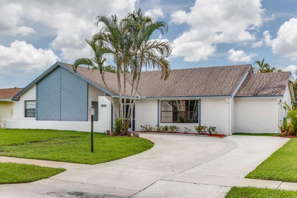 8185 Chatuga Court, Lake Worth, FL 33467