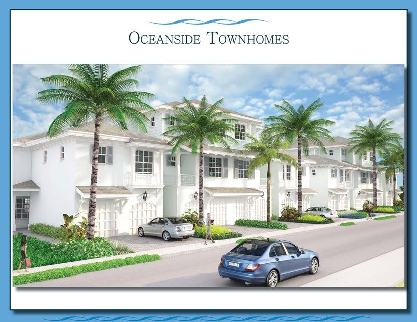 Maison accolée pour l Vente à 959 Sweetwater Lane Boca Raton, Florida 33431 États-Unis