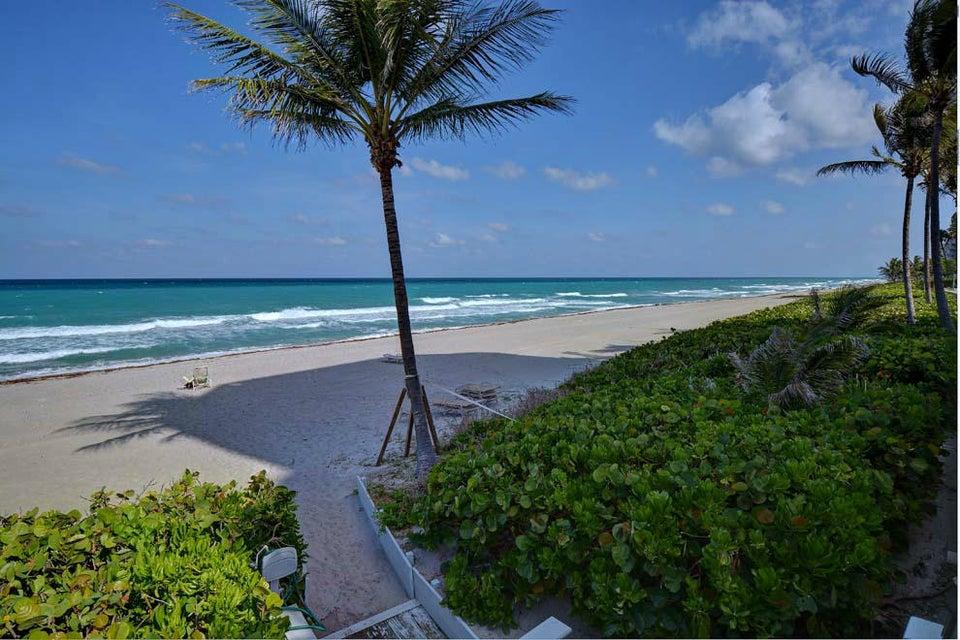 Condominium for Rent at 2917 S Ocean Boulevard # 404 2917 S Ocean Boulevard # 404 Highland Beach, Florida 33487 United States