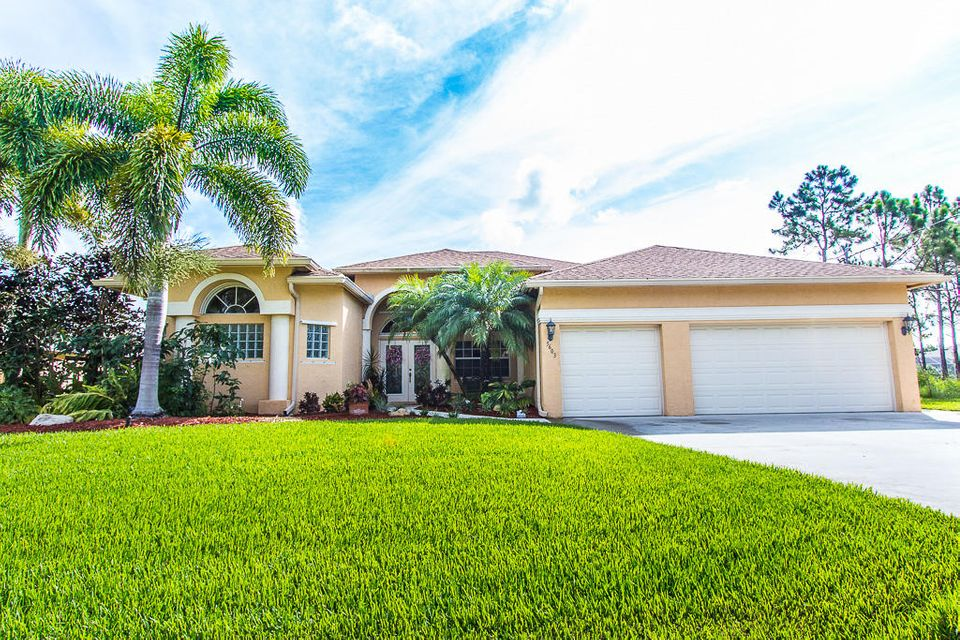 House for Sale at 5603 NW Wesley Road 5603 NW Wesley Road Port St. Lucie, Florida 34986 United States