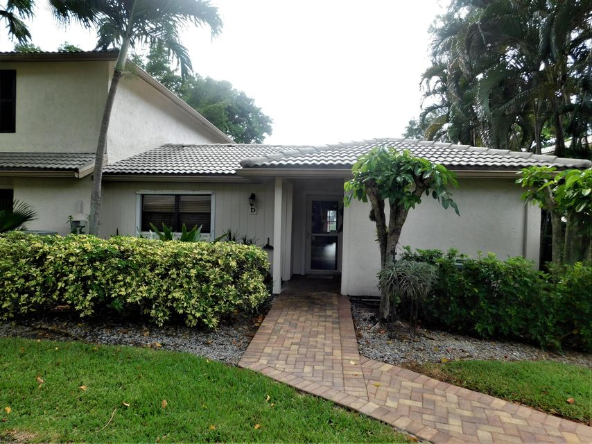Villa for Sale at 4 Westgate Lane 4 Westgate Lane Boynton Beach, Florida 33436 United States