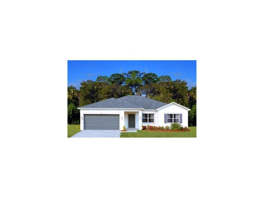 Single Family Home for Sale at 4565 21st Place Vero Beach, Florida 32966 United States