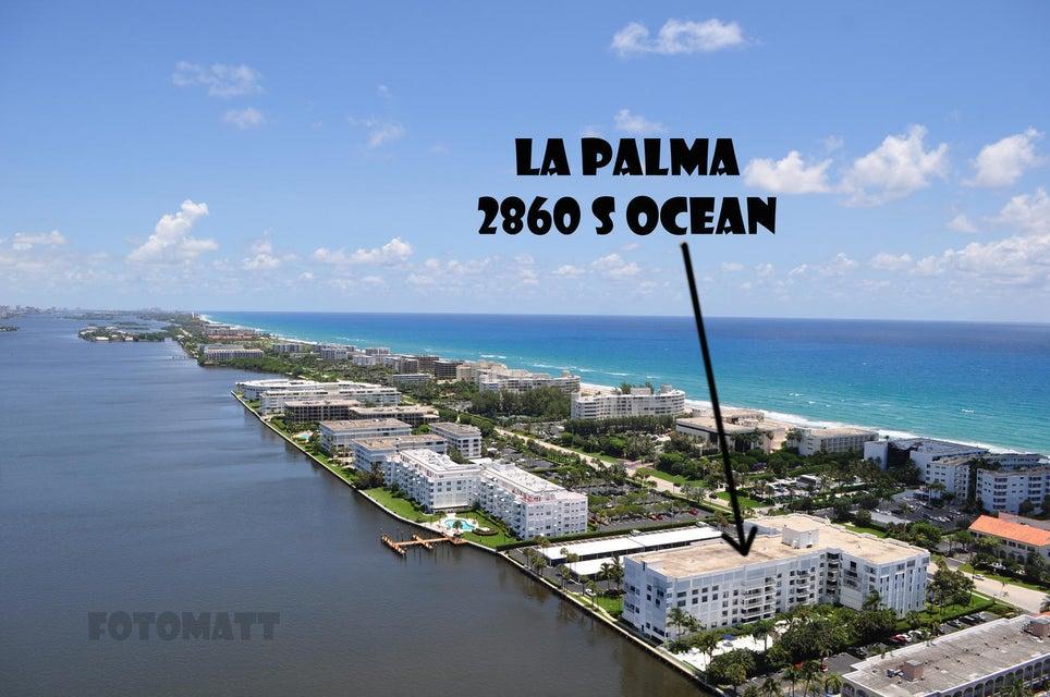 La Palma Condo 2860 S Ocean Boulevard