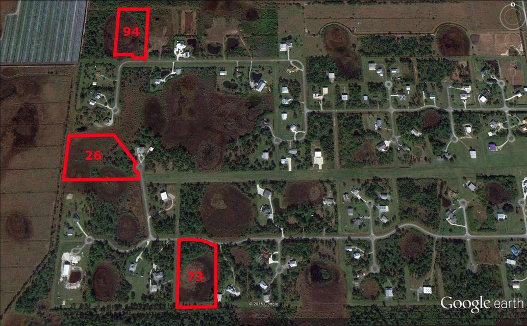 Casa Unifamiliar por un Venta en Lot 94 Navion Drive Lot 94 Navion Drive St. Lucie West, Florida 34987 Estados Unidos
