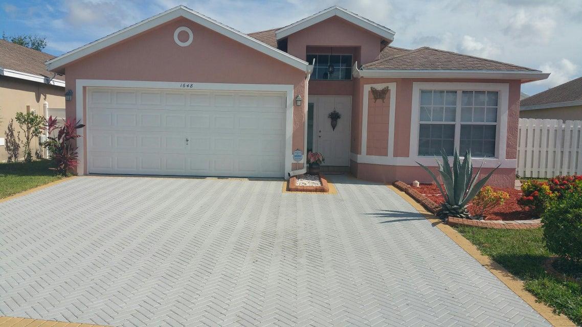Home for sale in Fairway Isles Greenacres Florida