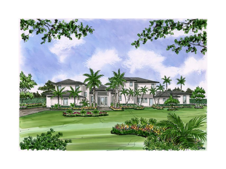 Additional photo for property listing at 16 Sabal Island Drive 16 Sabal Island Drive Ocean Ridge, Florida 33435 United States