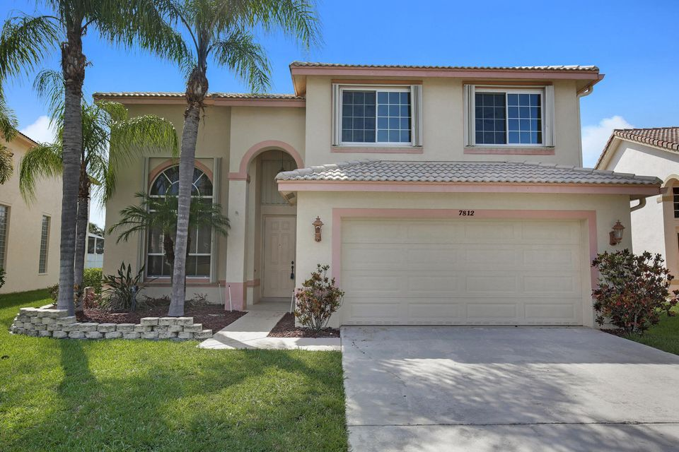 7812  Colony Lake Drive is listed as MLS Listing RX-10353384 with 35 pictures