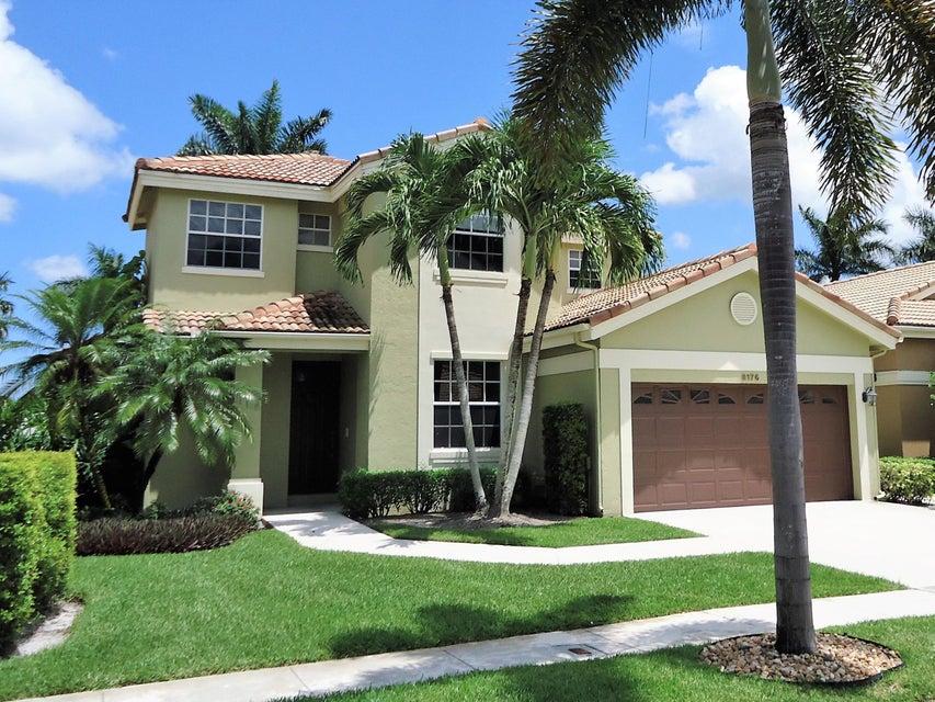 Maison unifamiliale pour l Vente à 8176 Quail Meadow Way 8176 Quail Meadow Way West Palm Beach, Florida 33412 États-Unis