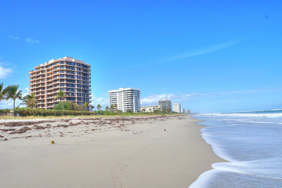 Coopérative / Condo pour l à louer à 530 Ocean Drive Juno Beach, Florida 33408 États-Unis