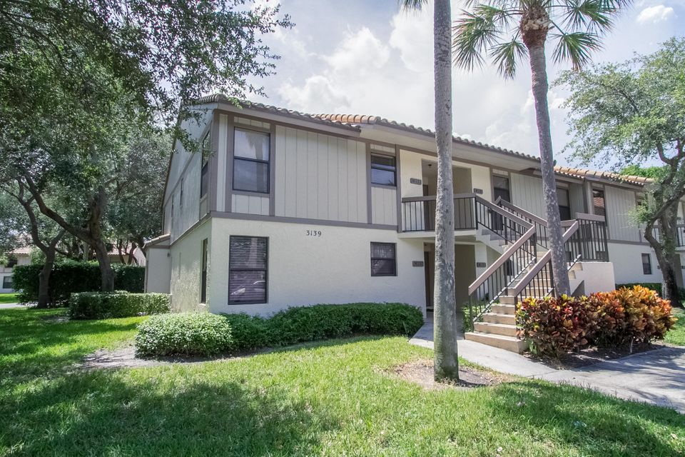 Co-op / Condo for Sale at 3139 Millwood Terrace Boca Raton, Florida 33431 United States