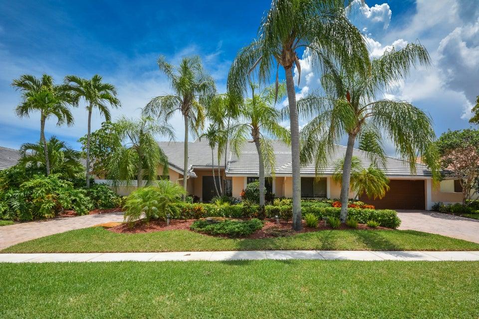 独户住宅 为 销售 在 4295 Bocaire Boulevard 4295 Bocaire Boulevard 博卡拉顿, 佛罗里达州 33487 美国