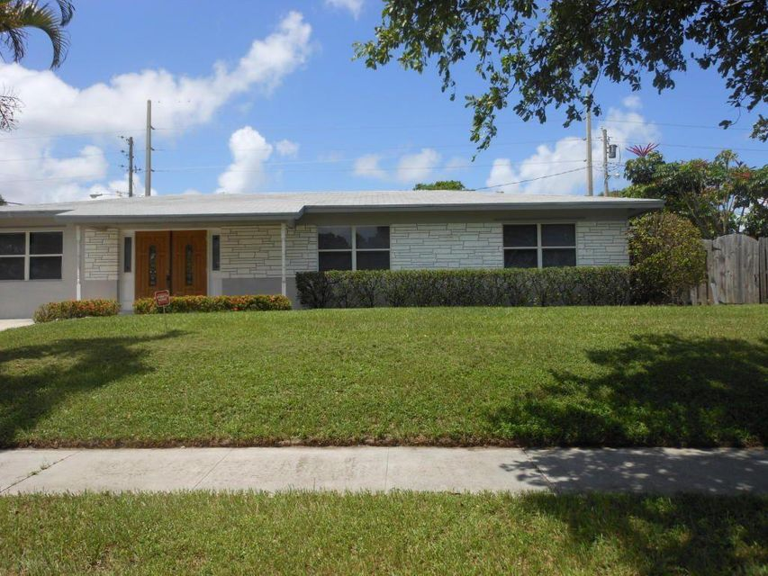 Home for sale in LAKE OSBORNE TERRACE IN Lake Worth Florida