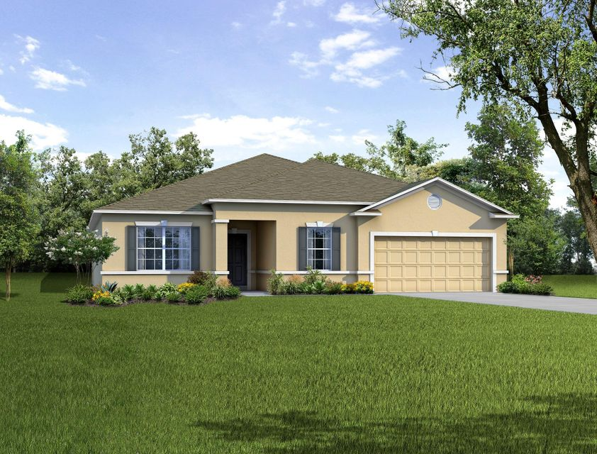 Additional photo for property listing at 1057 SW Aswan Avenue  Port St. Lucie, Florida 34953 États-Unis