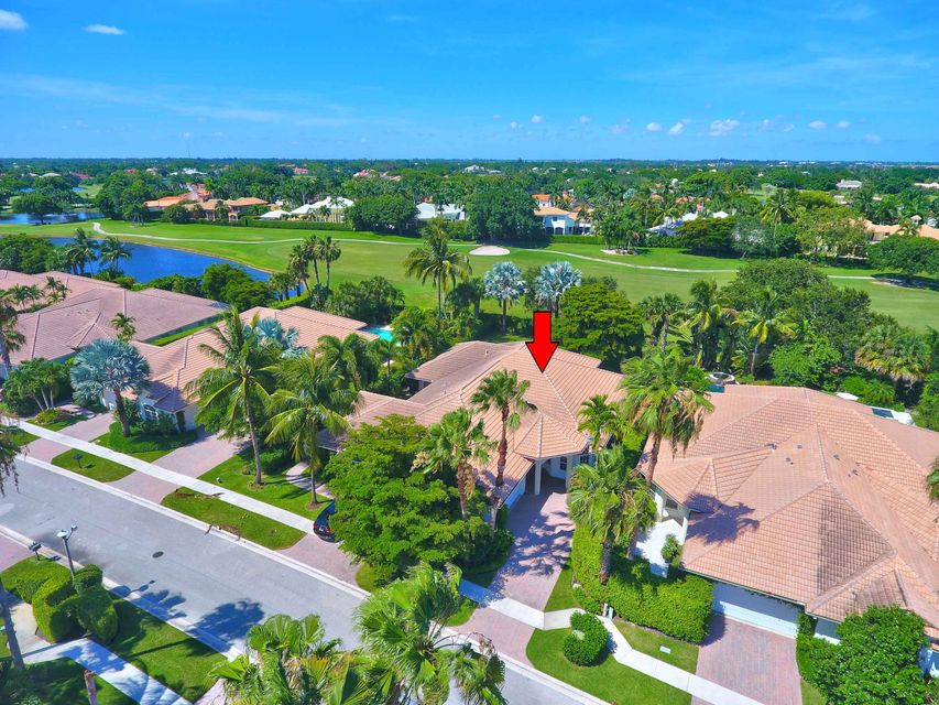 Maison accolée pour l Vente à 2890 Twin Oaks Way 2890 Twin Oaks Way Wellington, Florida 33414 États-Unis