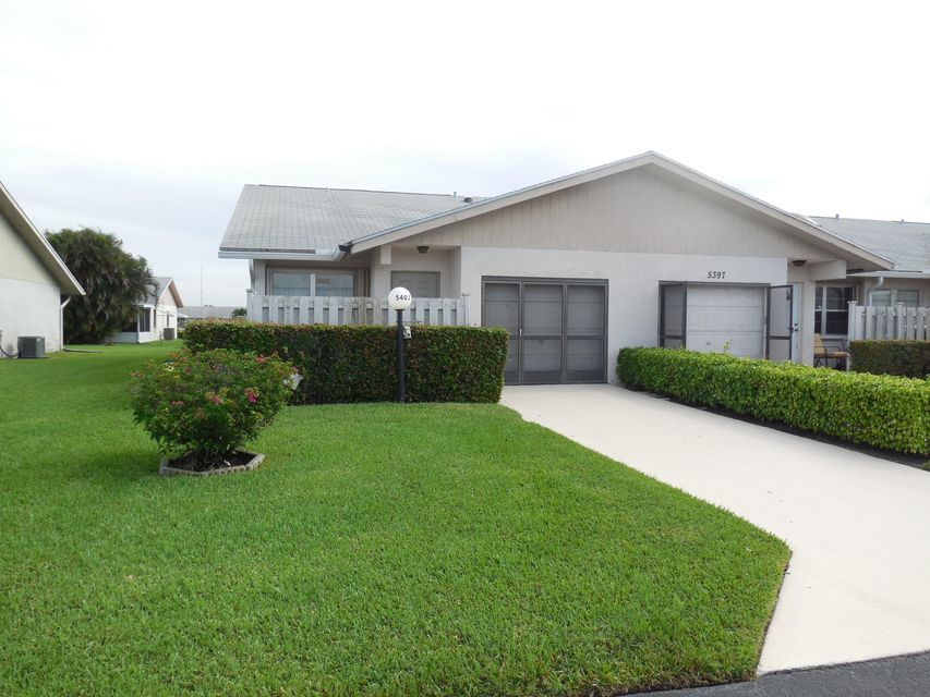 Villa for Sale at 5403 Glenda Street West Palm Beach, Florida 33417 United States