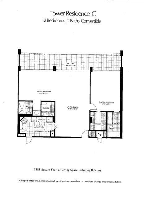 Additional photo for property listing at 2000 Presidential Way  West Palm Beach, Florida 33401 États-Unis