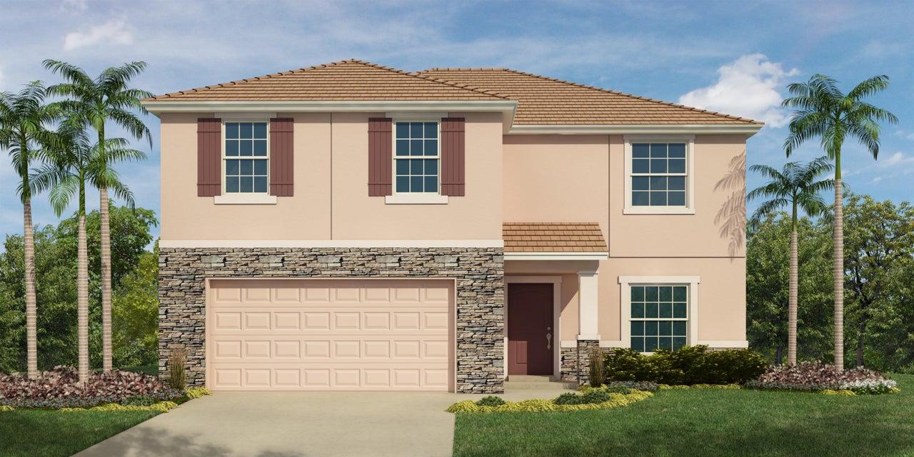 11698 SW Rowena Street, Port Saint Lucie, FL 34987
