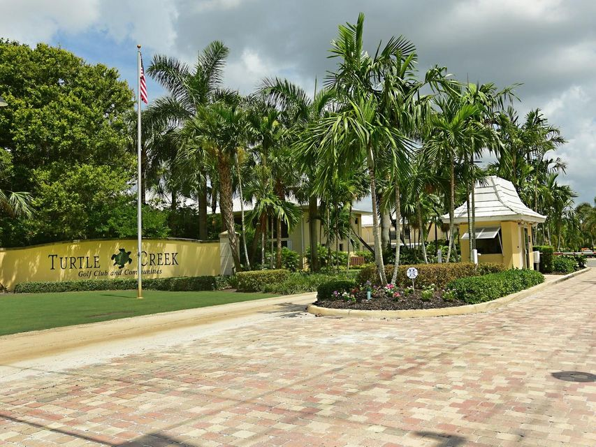 Co-op / Condo للـ Sale في 20 SE Turtle Creek Drive Tequesta, Florida 33469 United States
