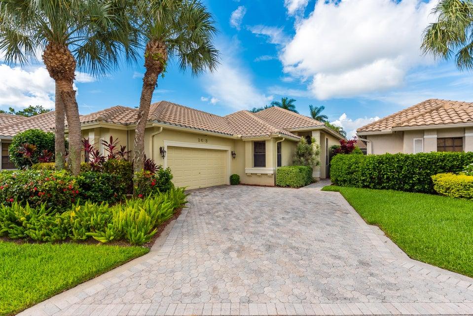 Casa Unifamiliar por un Venta en 2428 NW 63rd Street Boca Raton, Florida 33496 Estados Unidos