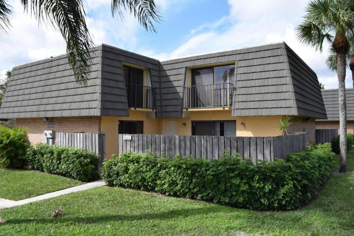 Townhouse for Sale at 4112 41st Way 4112 41st Way West Palm Beach, Florida 33407 United States