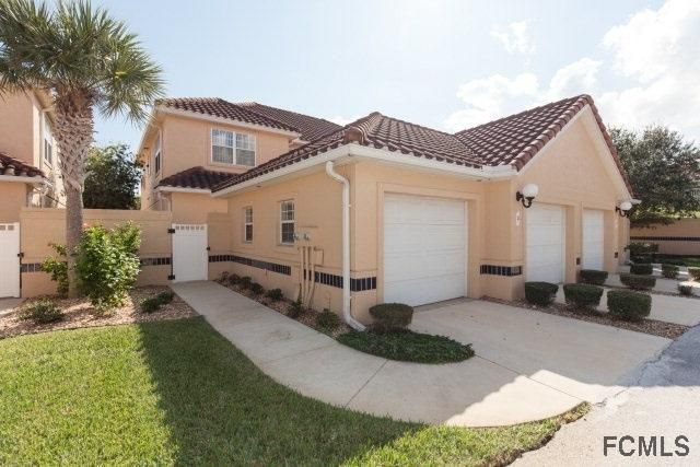 Casa unifamiliar adosada (Townhouse) por un Venta en 2 Marina Point Place 2 Marina Point Place Palm Coast, Florida 32137 Estados Unidos
