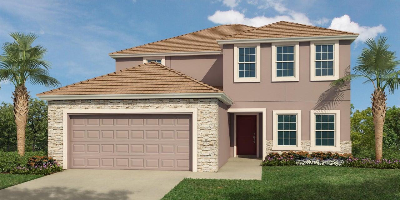 11607 SW Rowena Street, Port Saint Lucie, FL 34987