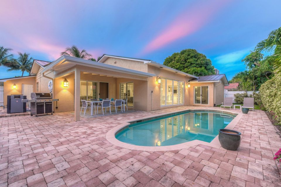 Single Family Home for Rent at 1231 Fairview Lane 1231 Fairview Lane Singer Island, Florida 33404 United States